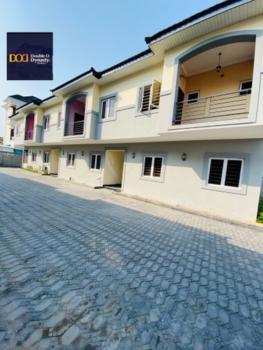 Well Built 4 Bedroom Terraced Duplex, Before Chevron Toll, Lekki, Lagos, Terraced Duplex for Sale