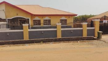 Tasteful 3 Bedroom Bungalow, Jubiliation Garden Close to Sahara 2, Lokogoma District, Abuja, Detached Bungalow for Rent