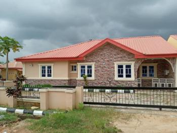 Tasteful 3 Bedroom Bungalow, By Family Worship Center, Wuye, Abuja, Detached Bungalow for Rent