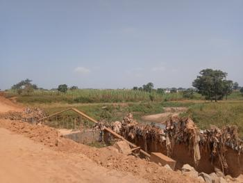 5424sqm Filling Station Plot, Along The Major Jabi-wuye Tarred Road, Wuye, Abuja, Commercial Land for Sale