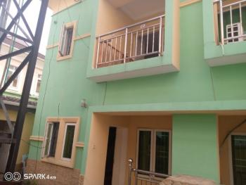 a Massively and Neatly Built 2 Bedroom Terrace with a Bq, Osapa, Lekki, Lagos, Flat for Rent