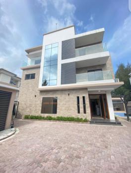 Automated 5 Bedroom Duplex + 2 Room Bq, Cinema Room, Lift, Banana Island, Ikoyi, Lagos, Detached Duplex for Sale