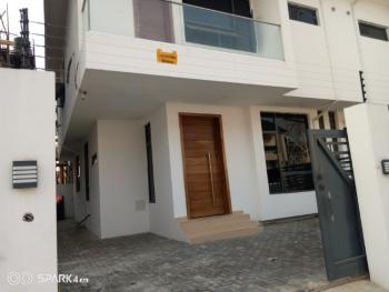 a Brand New 4 Bedroom Duplex with a Penthouse and a Bq, Agungi, Lekki, Lagos, Semi-detached Duplex for Rent