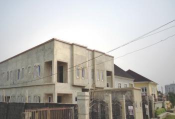 4 Bedroom Luxury Deplux Apartment with Bq, Value County Estate, Sangotedo, Ajah, Lagos, Semi-detached Duplex for Sale