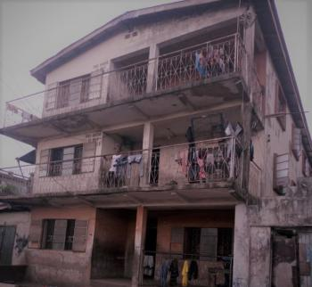 a Solid Tenement 2 Story Building with Massive Rooms, Ilasamaja, Mushin, Lagos, Block of Flats for Sale