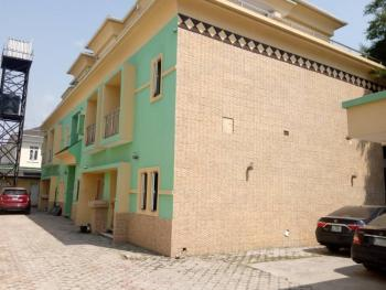 Two Bedroom Terrace with a Room  Boys Quarter, Osapa, Lekki, Lagos, Flat for Rent