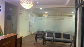 100sqm Office Space Fully Furnished Available, Adeniyi Jones, Ikeja, Lagos, Office Space for Rent