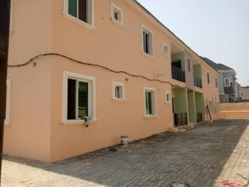 Three Bedroom Apartment, Osapa, Lekki, Lagos, Flat for Rent