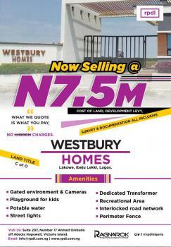 C of O, Inside Beechwood Estate, Bogije, Ibeju Lekki, Lagos, Residential Land for Sale