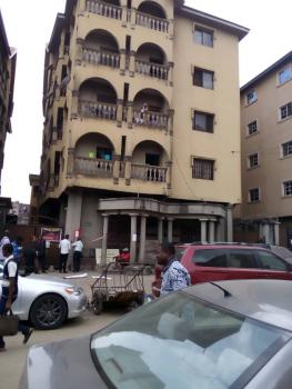 Modern 8 Blocks of 3 Bedroom Flats with 2 Massive Warehouses, Market Road Off Asa Road, Aba, Abia, Block of Flats for Sale
