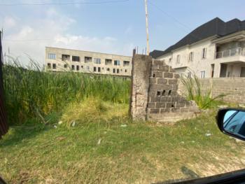 800sqm Swampy Land, Off Gbangbala Behind Abiola Court Estate, Ikate Elegushi, Lekki, Lagos, Residential Land for Sale
