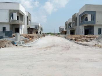 3 Bedroom All En-suit Semi-detached Duplexes with Bq, Richland Gardens, Bogije, Ibeju Lekki, Lagos, Semi-detached Duplex for Sale