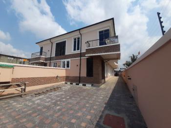 Brand New 4 Bedroom Semi Detached Duplex, Peace Vile Estate, Gra, Ogudu, Lagos, Semi-detached Duplex for Sale