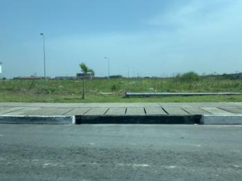 Contagiously Located Service Plot of Bare Land, Cowrie Creek Estate, Ikate Elegushi, Lekki, Lagos, Residential Land for Sale