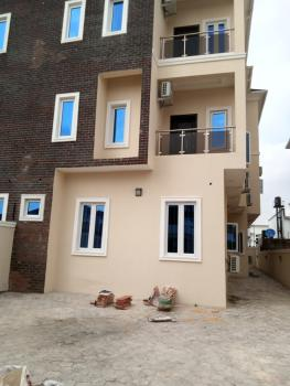 Luxury 2 Bedrooms Serviced Apartments with 24 Hours Power, Eletu Street, Osapa, Lekki, Lagos, Flat for Rent