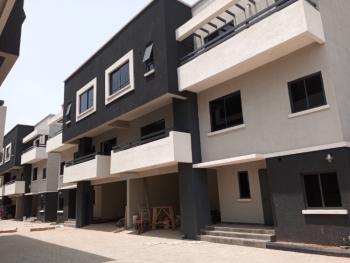 Luxury 5 Bedroom Terraced Duplex with a Room Bq, Oniru, Victoria Island (vi), Lagos, Terraced Duplex for Rent