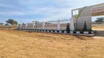 Plots of Land Located in a Well Serene Area, Empire Golden Estate Wasa District Area, Central Area Phase 2, Abuja, Residential Land for Sale