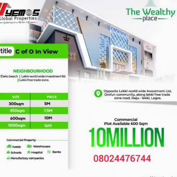 Land ( Anything Commercial ), Opposite Lekki World Wide Investment Ltd, Orofun Community, Ibeju Lekki, Lagos, Plaza / Complex / Mall for Sale
