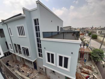 Brand New and Luxuriously Finished (4) Bedroom Duplex with a Bq, Gra, Ogudu, Lagos, Semi-detached Duplex for Rent