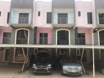 Luxury Four Bedroom Duplex, Road112, Jabi, Abuja, Terraced Duplex for Sale