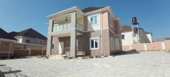 4 Bedroom Duplex with 2 Rooms Bq  on 1200 Sqm2, Naff Valley Estate Asokoro on Interlocked Compound, Asokoro District, Abuja, House for Sale