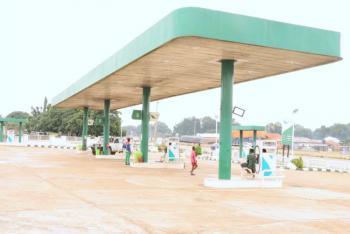 Beautifully Built Filling Station, Zuba, Gwagwalada, Abuja, Filling Station for Sale