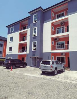 Well Finished 2 Bedroom Apartment, Nike Art Gallery Road New Horizon 1 Estate, Ikate, Lekki, Lagos, Flat for Rent