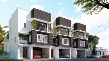 Luxury 4 Bedroom Terrace Duplex with Study, Ikate, Lekki, Lagos, Terraced Duplex for Sale