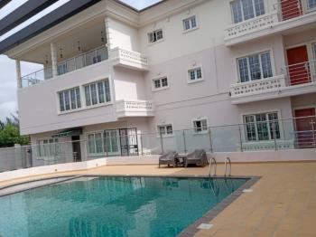 3 Bedroom Serviced Flat with a Room Bq, Swimming Pool., Banana Island, Ikoyi, Lagos, Flat for Rent