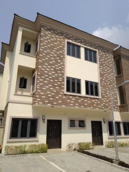 Four Bedroom Terrace Duplex, Osapa, Lekki, Lagos, Terraced Duplex for Rent