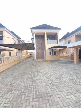 Brand New 4 Bedroom Detached Duplex with a Room Staff Quarter, Victory Park Estate, Osapa, Lekki, Lagos, Detached Duplex for Rent