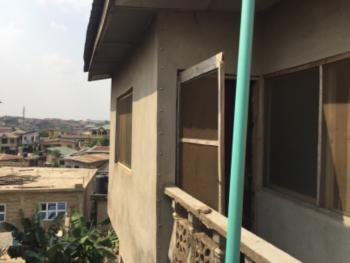 Upstairs Roomself Contain, Asabi  Taiwo Obawole, Ogba, Ikeja, Lagos, Self Contained (single Rooms) for Rent