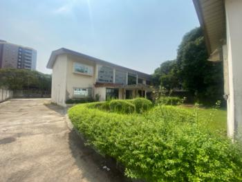 6 Rooms Detached House on 1,500sqm, Off Adetokunbo Ademola, Victoria Island (vi), Lagos, Detached Duplex for Rent