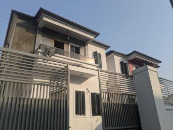 Four Bedrooms Detached House with Bq, Osapa, Osapa, Lekki, Lagos, Detached Duplex for Sale