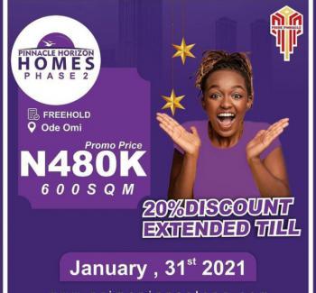 Pinnacle Horizon Homes Phase 2, Ode-omi, Ibeju Lekki, Lagos, Residential Land for Sale