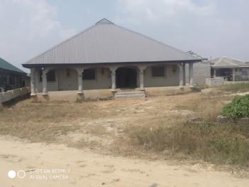 90% Completed 5 Bedroom Bungalow, Igbogbo, Ikorodu, Lagos, Detached Bungalow for Sale