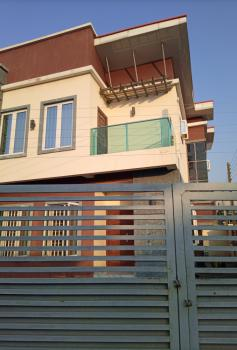 Luxury and Executive 4 Bedrooms Duplex Ice Gate Estate, 12 Ice Gate Estate Lbs, Ajah, Lagos, Semi-detached Duplex for Rent