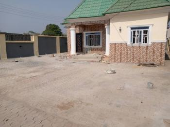 Virgin Well Finished 3 Bedroom Bungalow (alone in The Compound), Ushafa New Layout, Ushafa, Bwari, Abuja, Detached Bungalow for Rent