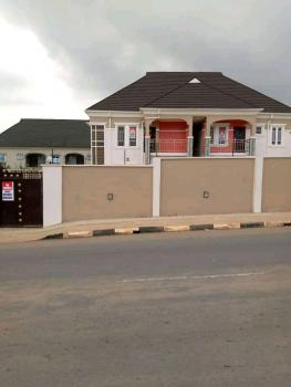 Newly Built 4 Bedroom Duplex,2 Unit of 2 Bedroom on One and Half Plot, Ait Estate,command Ipaja Road,ipaja, Ipaja, Lagos, Semi-detached Duplex for Sale
