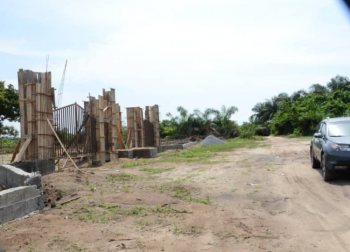 Fully Dry  Spacious Land, Igando Area, Before Eleko Junction, Igando Orudu, Ibeju Lekki, Lagos, Mixed-use Land for Sale