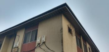 a One Story Building with 3 Bedroom Flat Apartment in 4 Places, Office Bustop, Alaba International Market, Alaba, Ojo, Lagos, Block of Flats for Sale