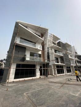 Modern Architectural Design 4 Bedroom Maisonette  with a Room Bq, Oniru, Victoria Island (vi), Lagos, Terraced Duplex for Sale