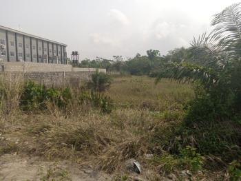 Plot of Land, Abraham Adesanya  Express Road at Lekki Scheme1 Expressway, Ajah, Lagos, Commercial Land for Sale