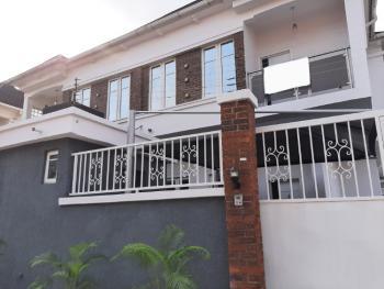 4 Bedroom En-suite Semi-detached Duplex with Bq, Agungi, Lekki, Lagos, Semi-detached Duplex for Sale