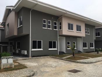3 Bedroom Terrace House with Bq in Serene Private Estate, Earls Court, Lekki Phase 1, Lekki, Lagos, Terraced Duplex for Rent
