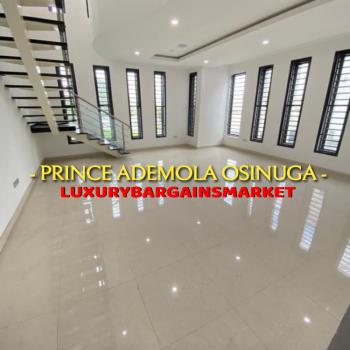 Prince Ademola Osinuga New & Serviced 5 Bedroom House + Bq+pool, Ikoyi, Lagos, Detached Duplex for Sale