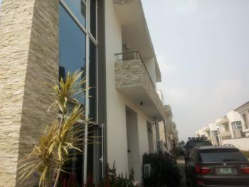 Spacious Fully Serviced 4 Bedroom Terrace Duplex with Fitted  Kitchen, Victoria Island (vi), Lagos, Terraced Duplex for Rent