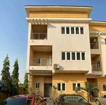 Tastefully Finished and Furnished Home, Before Godab Estate, Life Camp, Abuja, Terraced Duplex for Sale