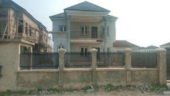 Five Bedrooms Carcass Duplex and Bq, Mayfair Gardens Estate, Eputu, Ibeju Lekki, Lagos, Detached Duplex for Sale