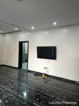 Well Maintained Serviced 3 Bedroom Apartment, Inside Estate, Osapa, Lekki, Lagos, Flat for Rent